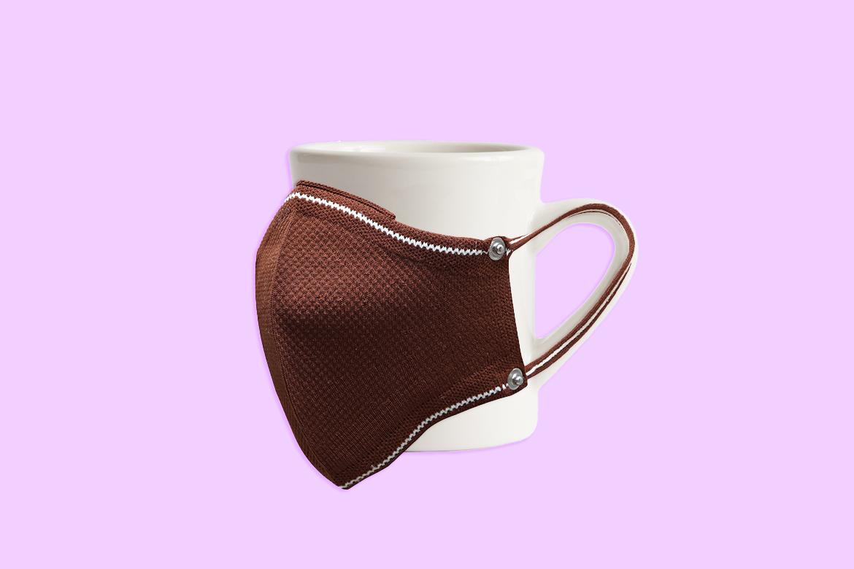 reusable coffee masks