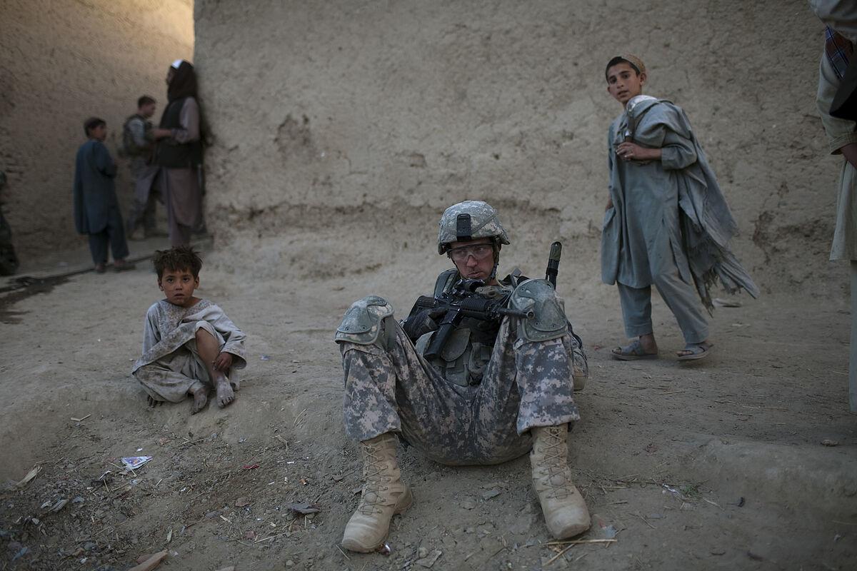 Biden retirará tropas de EU de Afganistán antes del 11 de septiembre