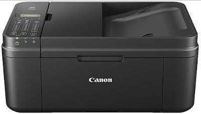 Canon Pixma MX495 Farbtintenstrahl-Multifunktionsgerät