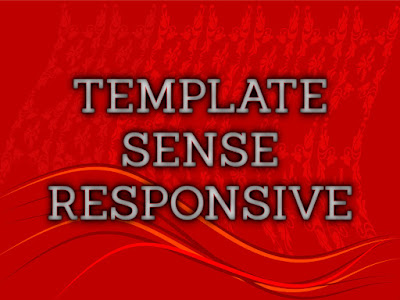 Template Terbaru 2017 Sense Blog Template Downlaod Gratis