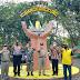 Obyek Wisata Kubangkangkung Dibuka, Babinsa Bersama Tim Gugus Tugas Lakukan Monitoring