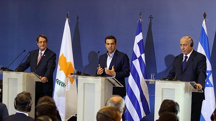 Τι είπε ο Τσίπρας για την ΑΟΖ μετά από την τριμερή Ελλάδας - Κύπρου - Ισραήλ