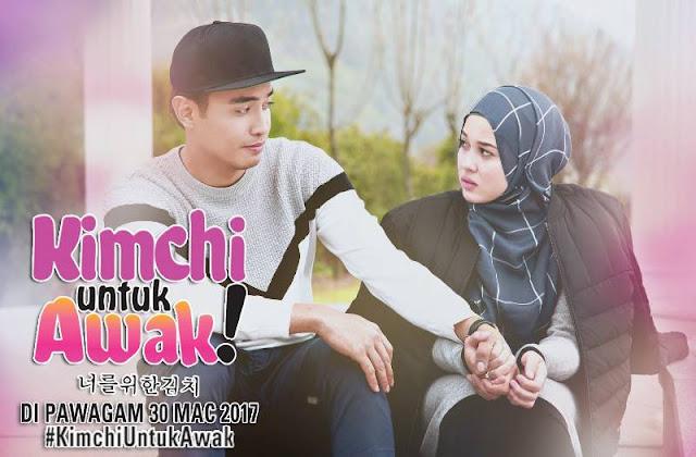 Karena baru pertama kali nonton film Malaysia, telingaku agak sakit untuk mencerna bahasa melayu yang mereka gunakan. Karena nontonnya gak pakai subtitle. Jadi, banyak bahasa yang saye tak paham. Huhu.