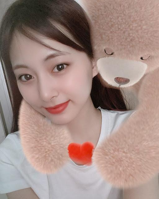 Twice Tzuyu instagram