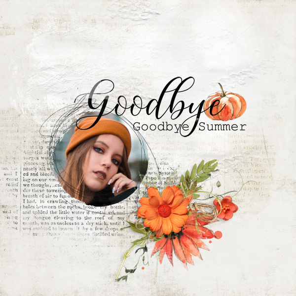 goodbye summer © sylvia • sro 2019 • beautiful september by et designs