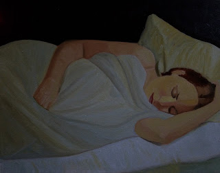 Sweet Sleep Painting