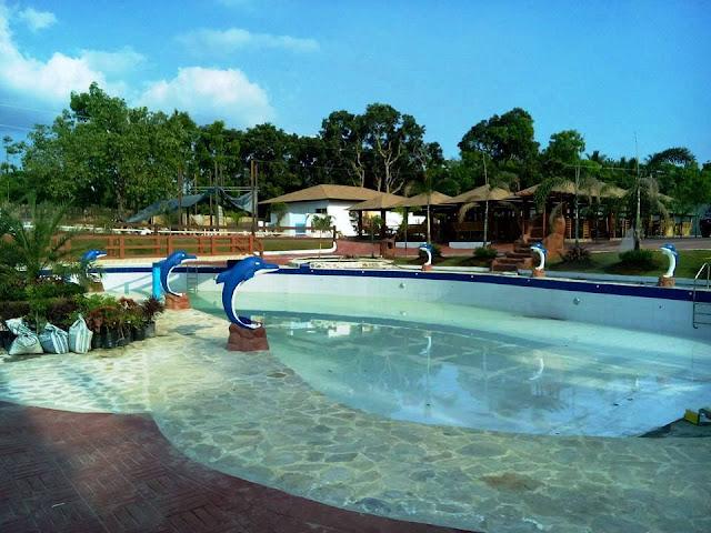 Camp Pulong Gubat Wave Pool Resort In Cuenca Batangas