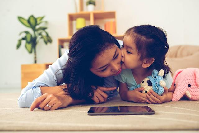 عزيزتي الأم مراقبة الأطفال واختيار الوجبة اليومية من اختصاص التكنولوجيا فدعيها تساعدك!