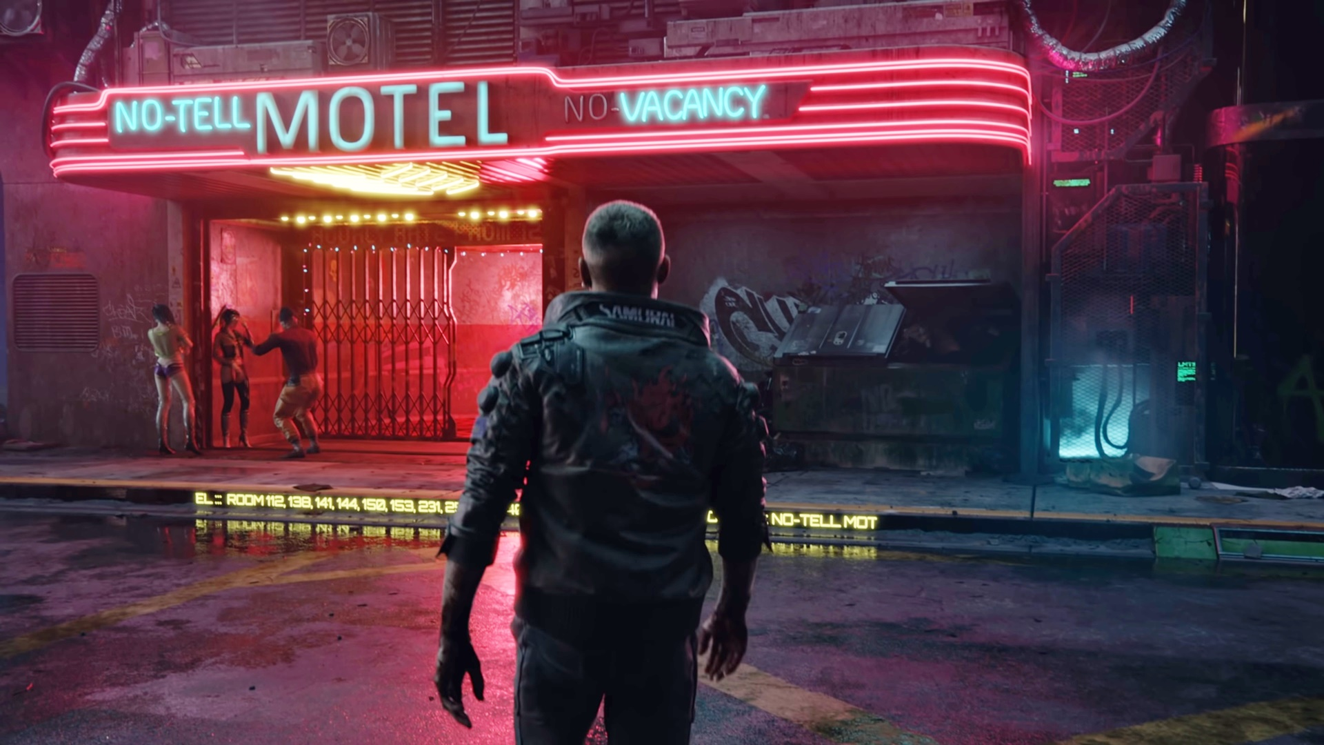 Cyberpunk 2077 guide. Which background to choose?