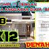 Desain Rumah Minimalis 3 kamar 7x12 Komplit dengan RAB nya