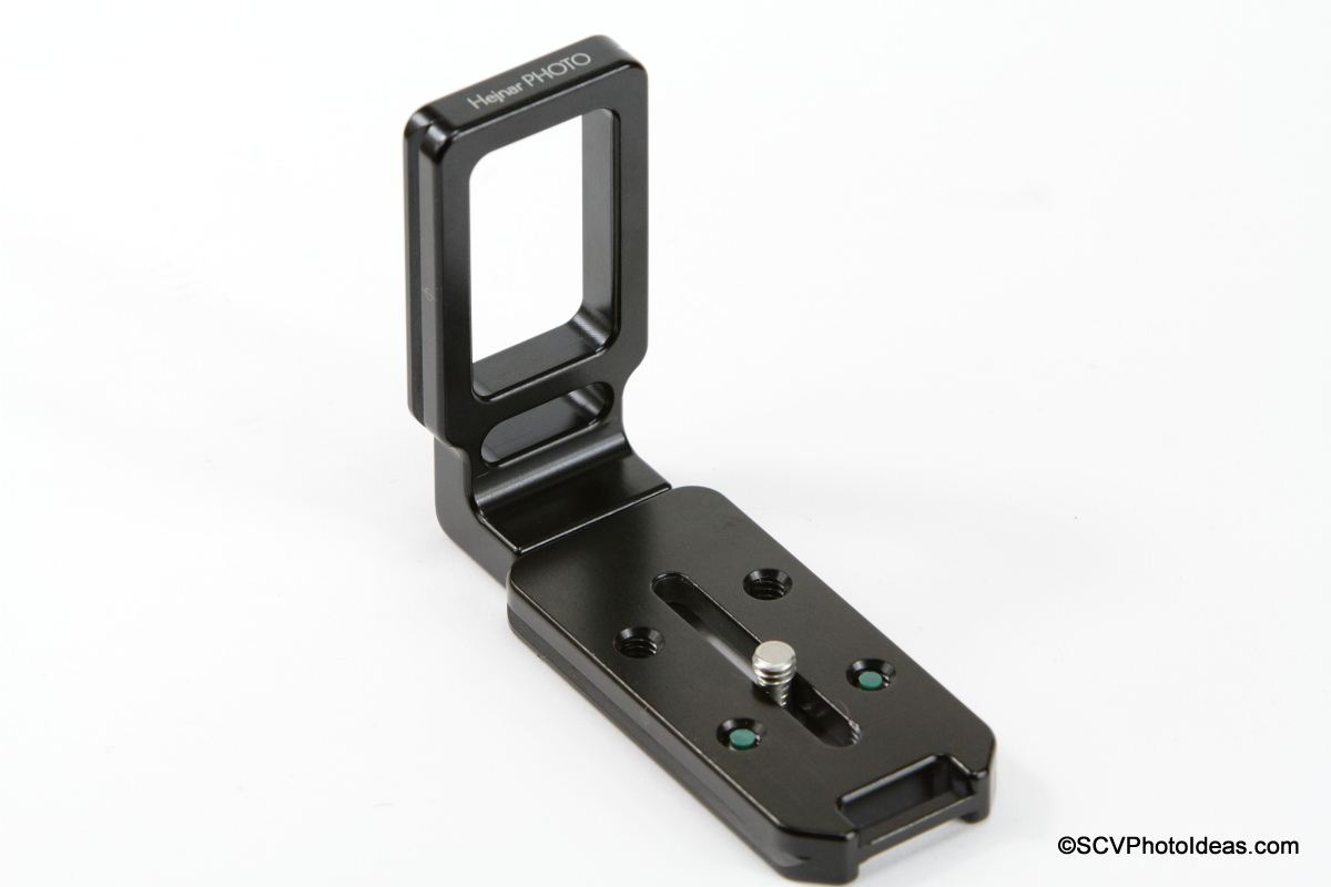 Hejnar Photo Universal Modular L Bracket 22 - angled-rear view