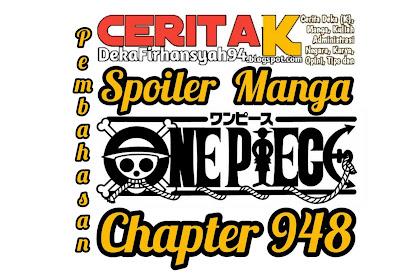 Pembahasan Spoiler Manga One Piece Chapter 948