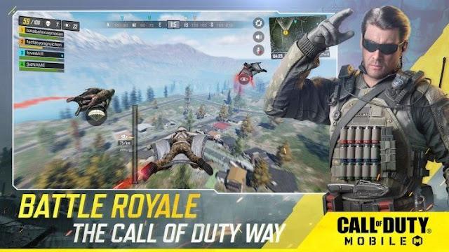 Game Call Of Duty Sekarang Hadir Versi Android