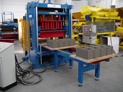 Hollow Block Making Machine Saudi Arabia