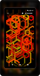 Hex amoled red
