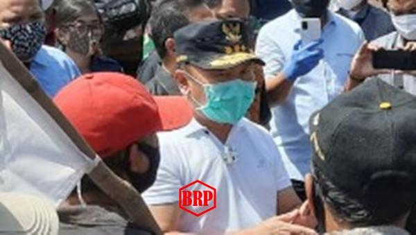 Gubernur Sugianto: Jalan Pertamina Segera Diaspal