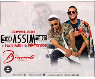 Dom Wilson Ft. Fabio Dance & DJ Lelo Santos - Cabeça Assim Me doi | 2019 DOWNLOAD