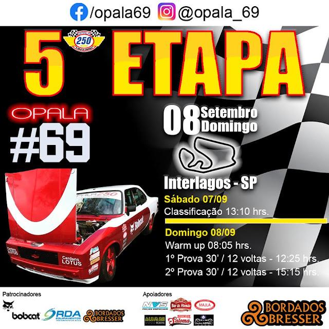 Opala Autódromo de Interlagos