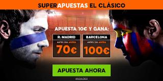 888sport supercuota el Clásico Real Madrid vs Barcelona 23 diciembre