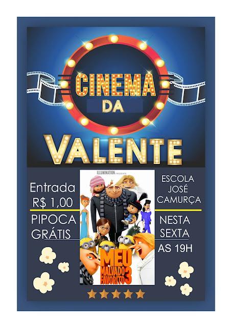 """CINEMA DA VALENTE"""