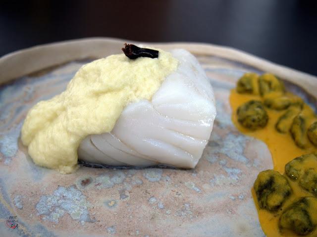 El tradicional Bacalao al pil-pil en versión baja temperatura y cocinado al vacío