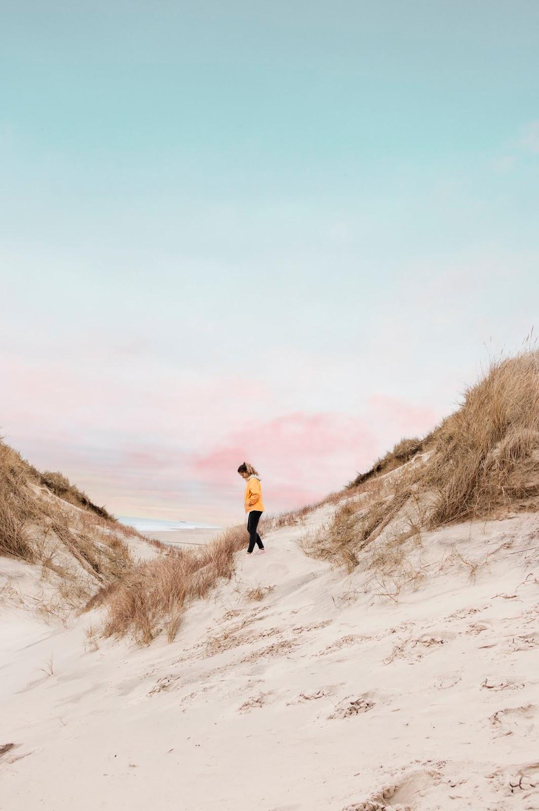 Plaża w Danii. Skandynawia. Atrakcje Danii. Praktyczne informacje