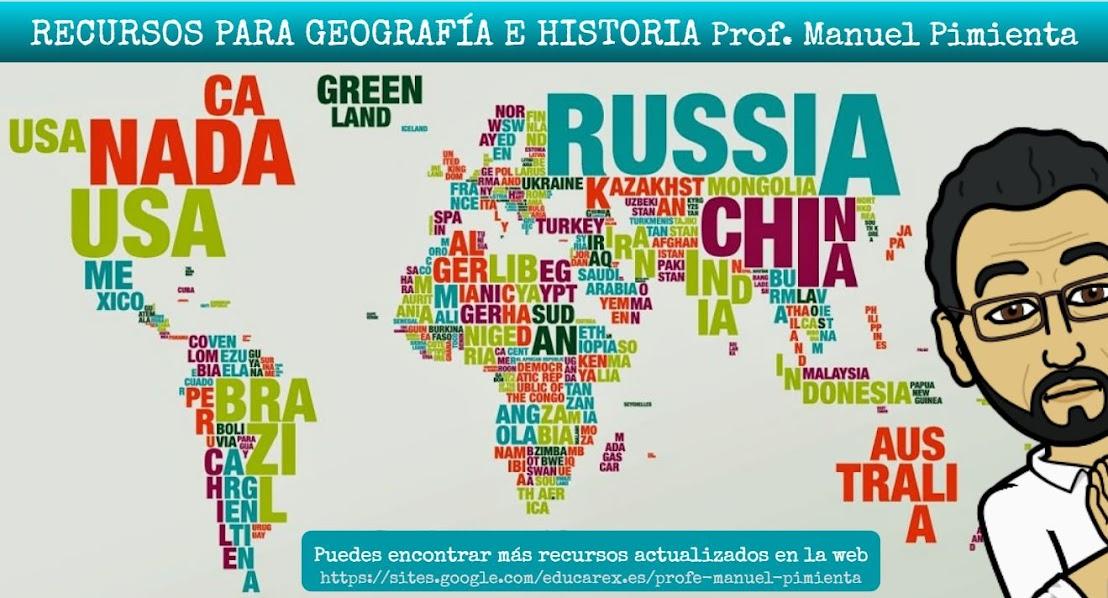 Blog de Ciencias Sociales. Curso 2020-2021