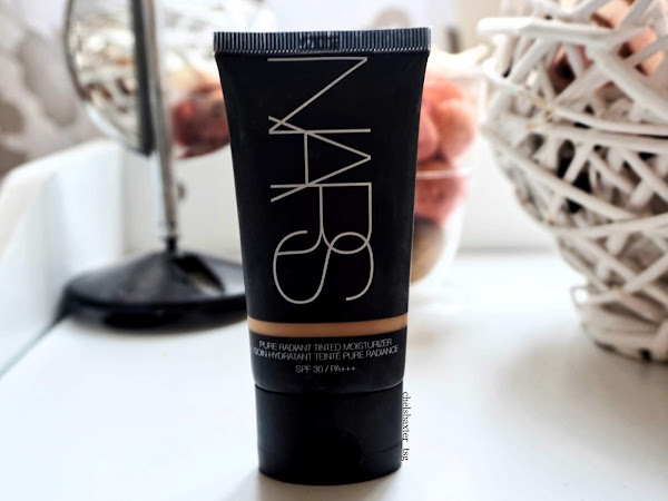 NARS Tinted Moisturiser Review