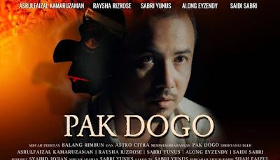 Tonton Telefilem Pak Dogo (Astro Citra)