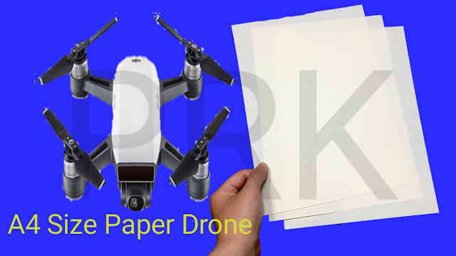 A4 paper size drone | tech news