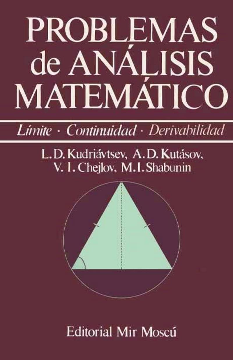 Problemas de Análisis Matemático – L. D. Kudriávtsev