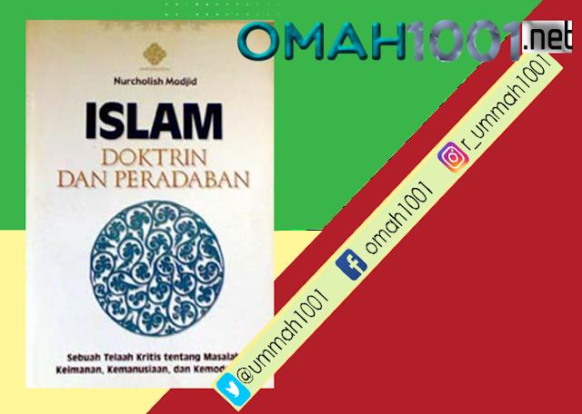 E-Book: Islam Doktrin dan Peradaban, Cak Nur, Omah1001