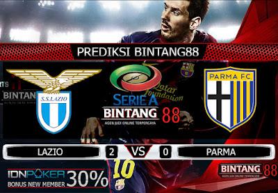 Prediksi Skor Lazio vs Parma 23 September 2019