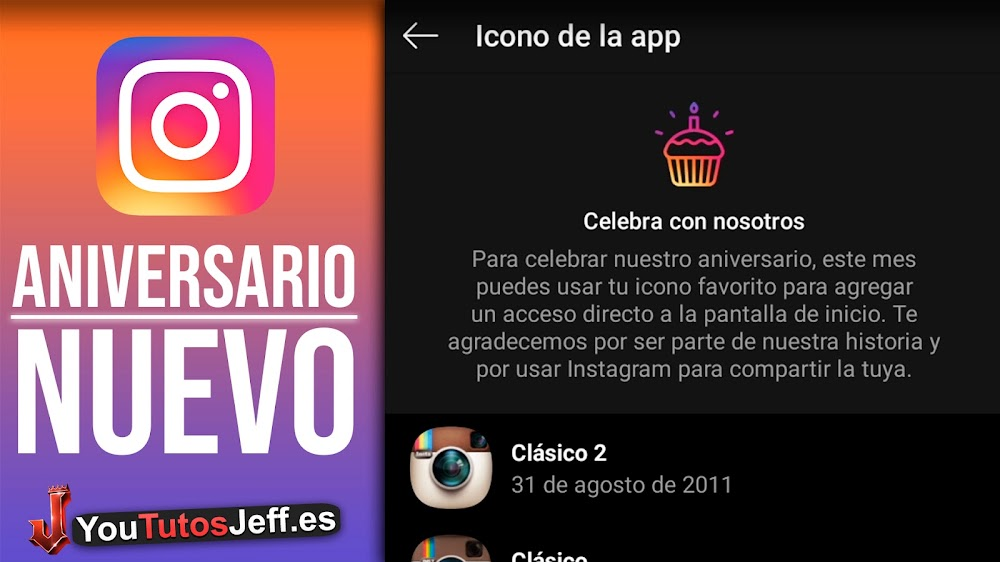 Aniversario de Instagram 2020, Nueva Novedad
