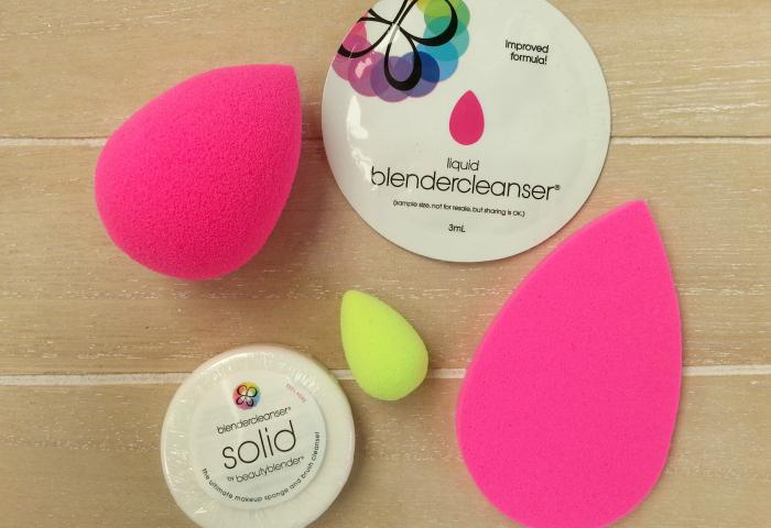 les produits beauty blender