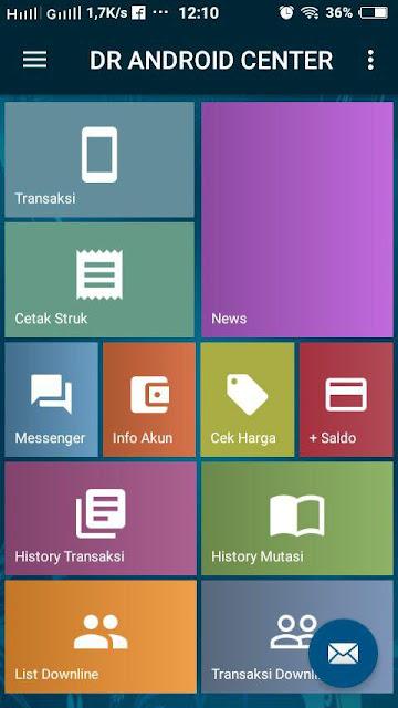 Cara Daftar Aplikasi DR ANDROID CENTER
