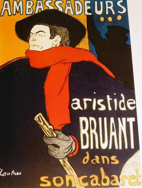 Cartel Ambassadeurs Aristide Bruant