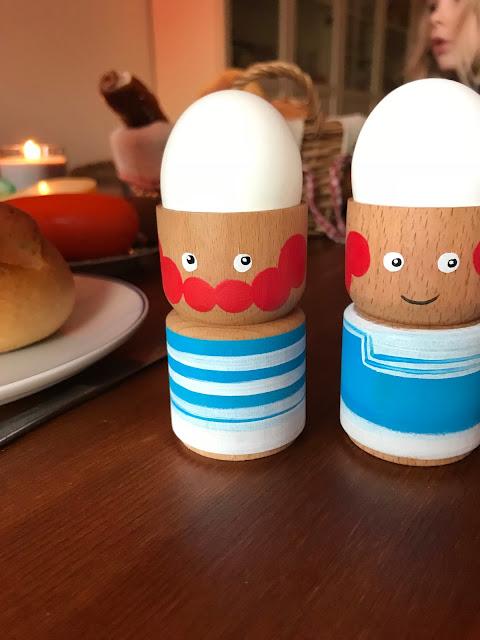 Wochenende in Bildern im November - Sonntagsfrühstück mit Eierpupeier