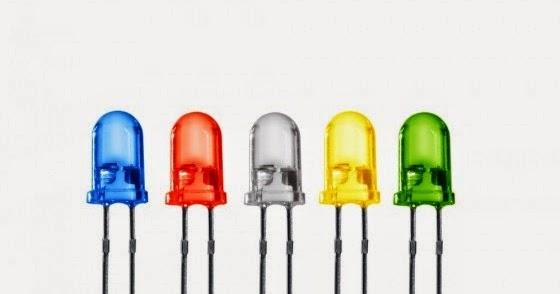 Catatan ku belajar arduino menyalakan lampu led