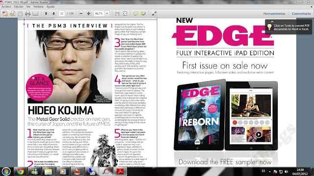 PSM3 Agosto 2012 Ingles Descargar 1 Link