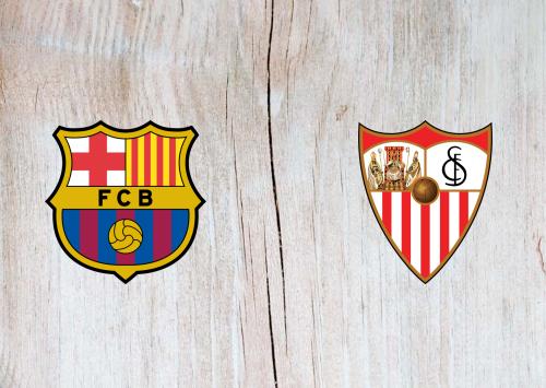Barcelona vs Sevilla -Highlights 04 October 2020