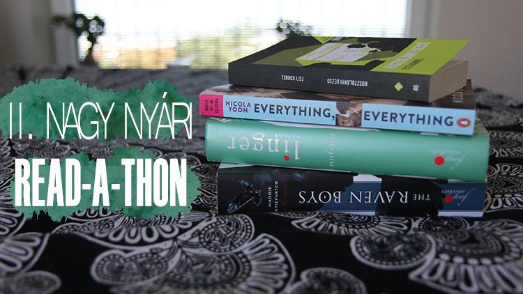 II. NAGY NYaRI READ-A-THON || KoNYVES