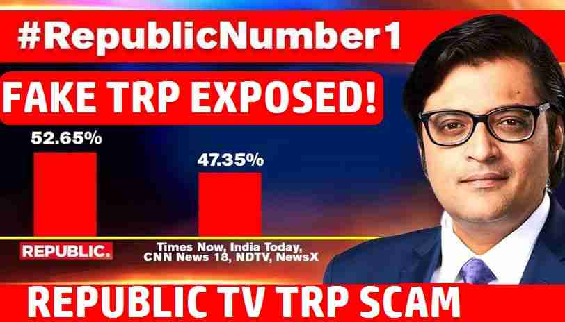 Republic TV TRP Rating Scam