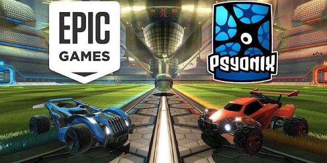 Rocket League'i Epic Games Store'den ücretsiz olarak nasıl indirebilirim?