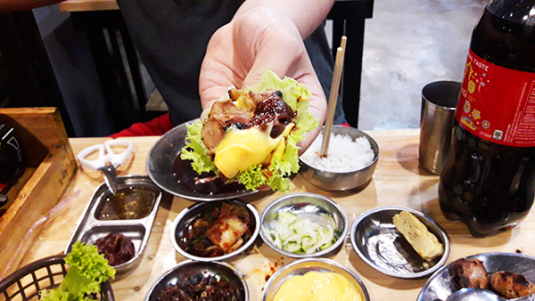 savor the Korean BBQ moment