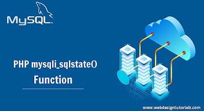 PHP mysqli_sqlstate() Function