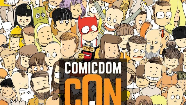 Comicdom Con Athens 2020: Η μεγάλη γιορτή των κόμικ