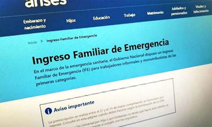 Nuevo pago del IFE de $10.000: El Gobierno confirmó el refuerzo