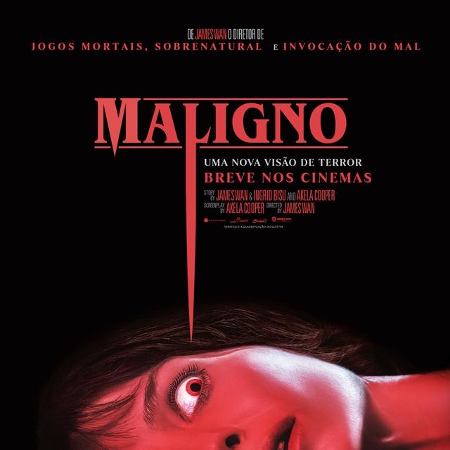 """CINEMA: Warner Bros. Pictures lança filtro que coloca fãs no pôster de """"Maligno"""""""