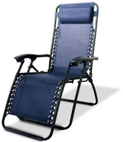 Caravan Sports Zero Gravity Lounge Chair For $23.87 Shipped At Jet.com  (limit 4)